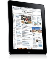 How the Apple Ipad will change web design.